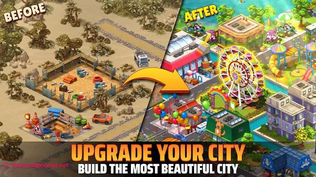 تحميل لعبة city island 5 آخر اصدار مهكرة للاندرويد