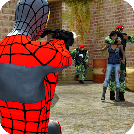 Spider Hero Counter Strike Attack 2017 Games (apk) free download for Android/PC/Windows