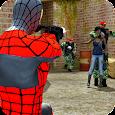 Spider Hero Counter Strike Attack 2017