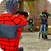Spider Superhero Vendetta: Mafia Counter Attack