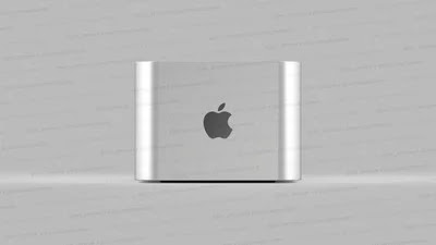 preview look of the mac pro mini