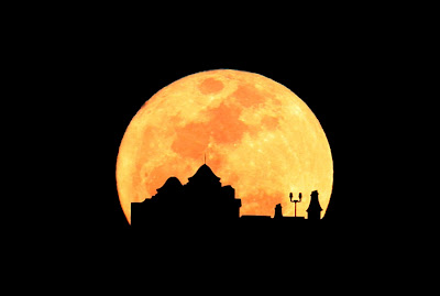 Tengok Bulan Paling Besar - Supermoon