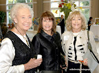 Evelyn Englert, Cecilia Monacelli, Kathryn Bradford