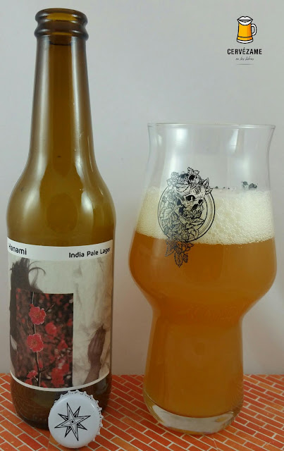 creveza Nómada Hanami cervezame
