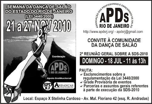Domingo ensolarado e um grupo razoável de professores e profissionais da dança de salão se reunia na academia da profª Stelinha Cardoso, às 11h, no Centro do Rio, para a segunda reunião de planejamento da Semana da Dança de Salão do Rio de Janeiro, que este ano acontecerá entre os dias 21 e 27/11. Para quem quiser saber do que se trata, recomendamos acessar o site do jornal (www.jornalfalandodedanca.com.br) ou o blog (http://falandodedanca.blogspot.com) e clicar no marcador