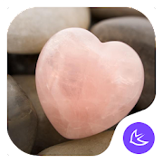 Sweetheart-APUS Launcher theme