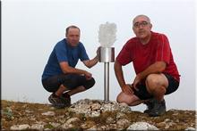 Surbe-Atau mendiaren gailurra 1.157 m. --  2015eko uztailaren 5ean