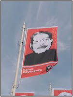 Groeneweg, Sjaak VIP-vrijwilliger Rotterdam 21-05-2012 .jpg
