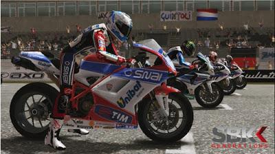 Spesifikasi SBK 12 Generations PC: Game Balap Offline & Ringan