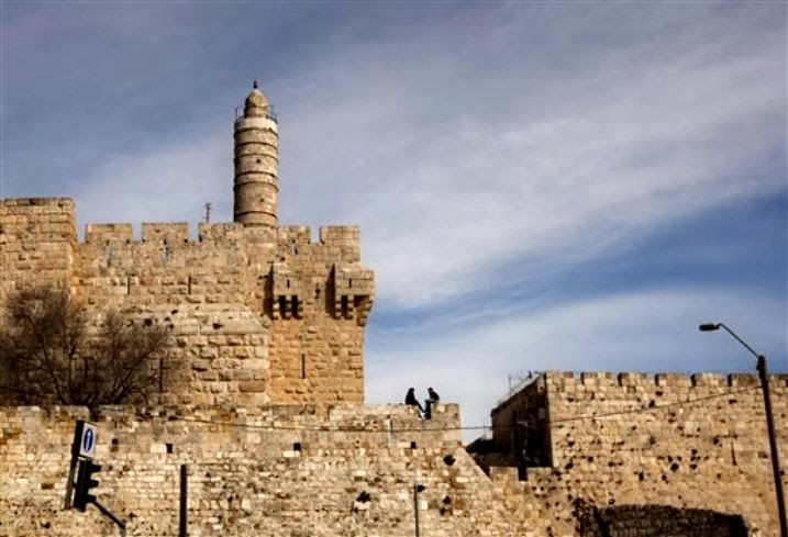 More Stuff: Israel seeks to save ancient sites from earthquake