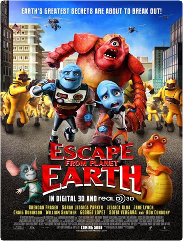 Escape from Planet Earth [2013] [DvdRIP]