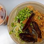 eatsa restaurant quinoa lunch in San Francisco, California, United States