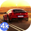 🚗 Wallpapers for Ferrari - 4K HD Ferrari Cars Pic APK