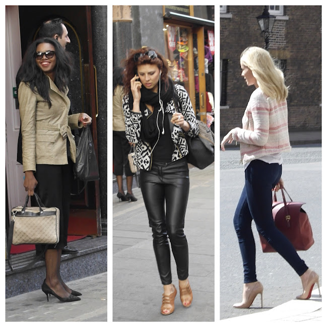 Londres: street style y las mejores rutas para ir de compras