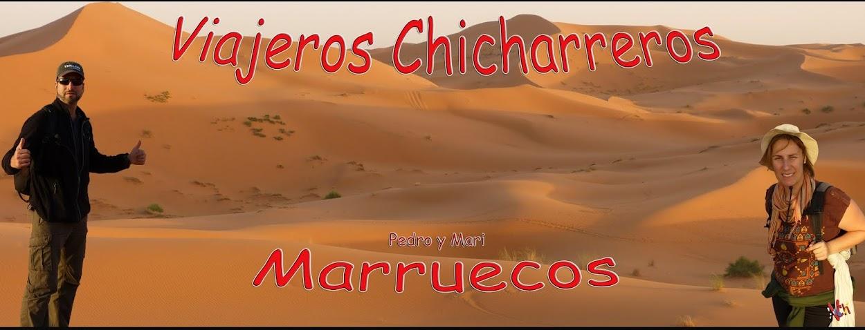 Marruecos, por Viajeros Chicharreros.