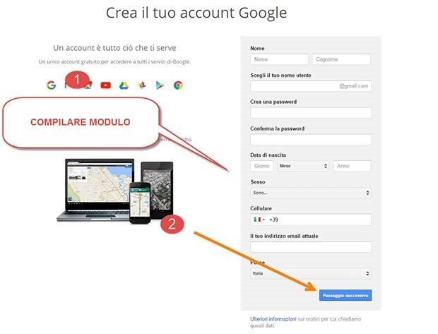 indirizzo-gmail