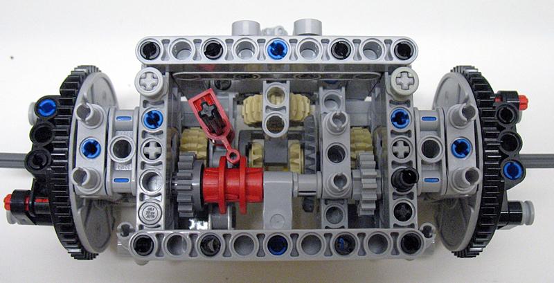 MOC] MAN M1001 - LEGO Technic, Mindstorms & Model Team - Eurobricks ...