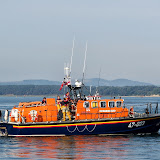 The ALB heads back to harbour after its launch to a grounded yacht in Shell Bay - 8 August 2013.   Photo: Kevin Mitchell, Maritime Images