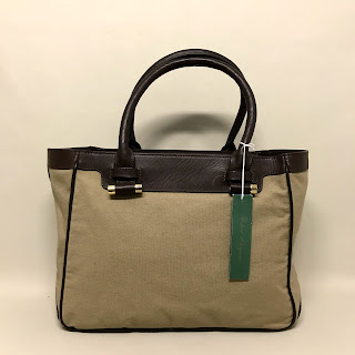 Robert Clergerie Canvas Tote