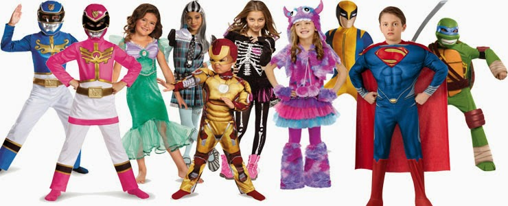 Halloween Costumes 2014 for Your Kids with Pictures 01