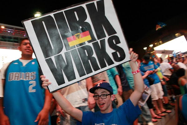 Dallas Mavericks Beat Miami Heat to Claim First NBA Championship