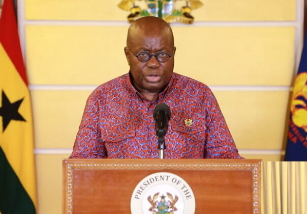 No salary increment for gov't officials this year – Akufo-Addo
