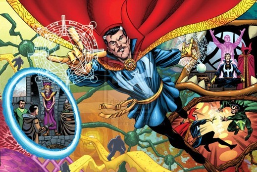 Kekuatan-Dr-Strange