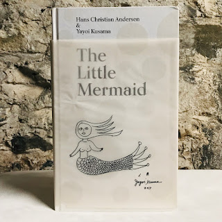 The Little Mermaid by Hans Christian Andersen & Yayoi Kusama: A Fairy Tale of Infinity and Love Forever Book