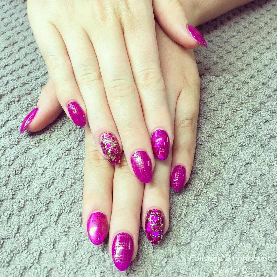 oval nail design ideas 2016 2017 - style you 7