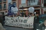 Manifestación contra Cabanyal 2010
