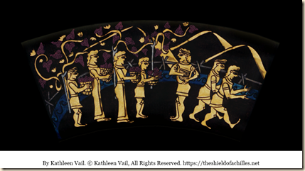 Achilles Shield. By Kathleen Vail. © Kathleen Vail, All Rights Reserved. https://theshieldofachilles.net