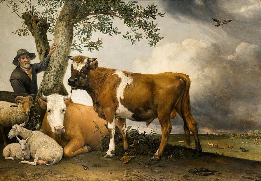 Paulus Potter - The Bull