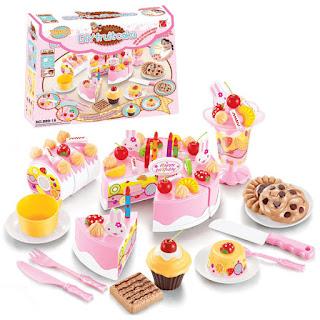 kue ulang tahun mainan