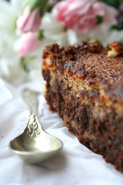 Luksusowe ciasto czekoladowe z nutą pomarańczy