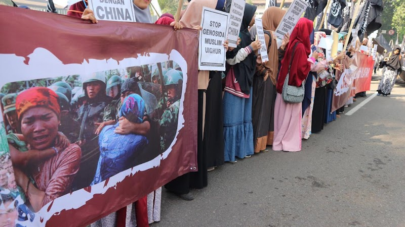 Uighur Dan Ukhuwah Islamiyah yang Gugur