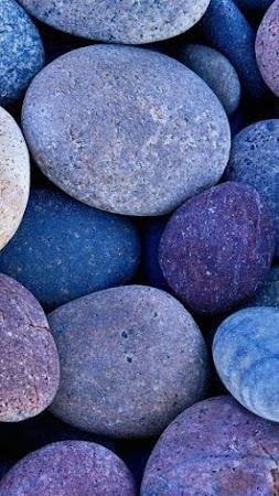 Hình nền vẻ đẹp tự nhiên của đá cuội dành cho Samsung A7
