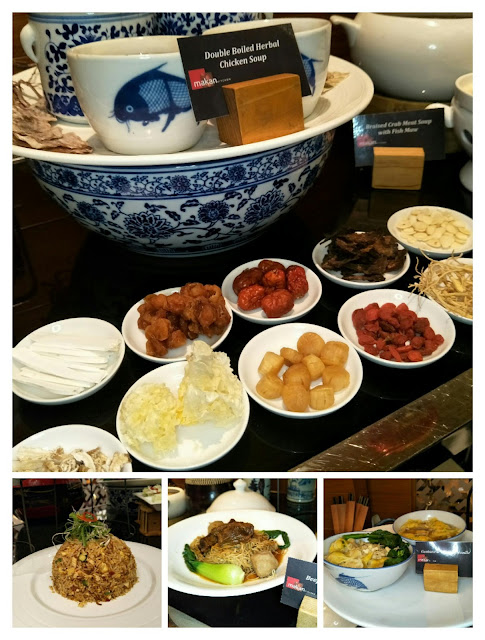 CANTONESE CUISINE BUFFET DINNER @ MAKAN KITCHEN