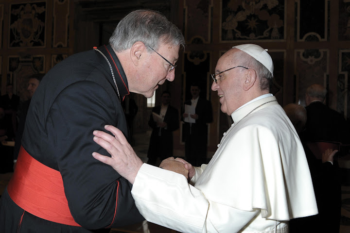 The greatness of Pope Francis imperiled by Cardinal Pell