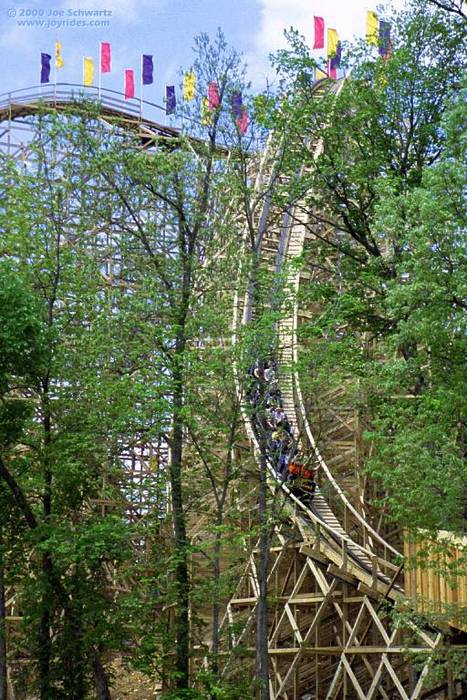 grasshoppers rollercoasters