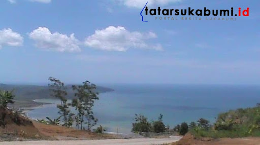 Banten Dilanda Tsunami, Pantai Palabuhanratu Diserbu Pengunjung
