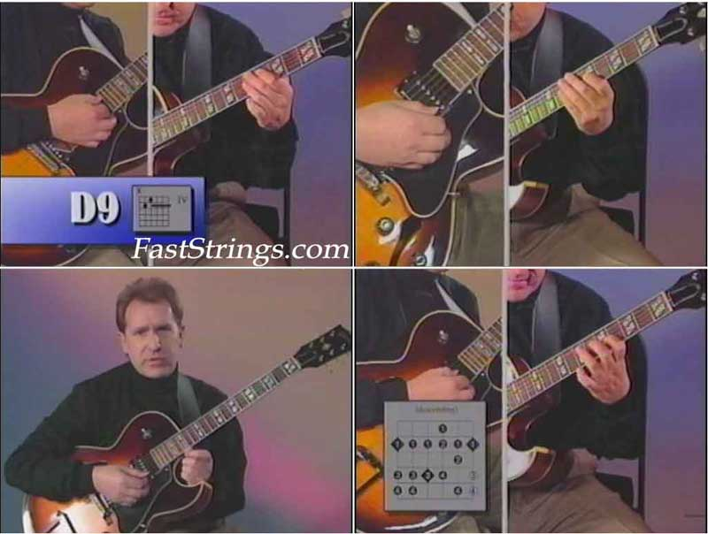 Mike Christiansen - Complete Jazz Guitar Method