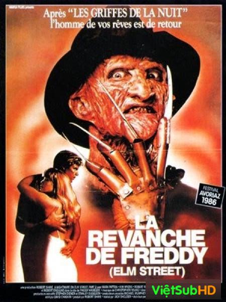 Ác Mộng Phố Elm 2: Freddy Báo Thù