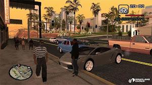 لعبة حرامى السيارات جاتا GTA IV San Andreas
