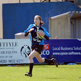 Women's 7's Quins II v Ballymoney