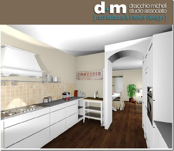 Progettare casa stile shabby chic rivisitato studio for Case arredate shabby chic