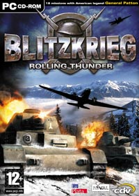 Blitzkrieg: Rolling Thunder - Review By Mitsuo Takemoto