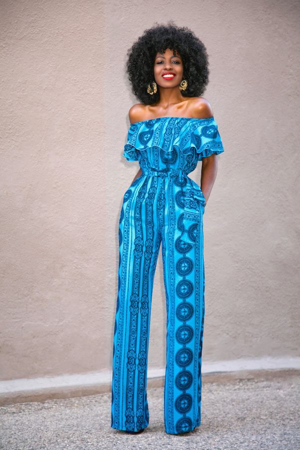 Latest Ankara Styles For Woman In 2018 2