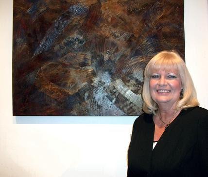 Artist Jessica Dreyer