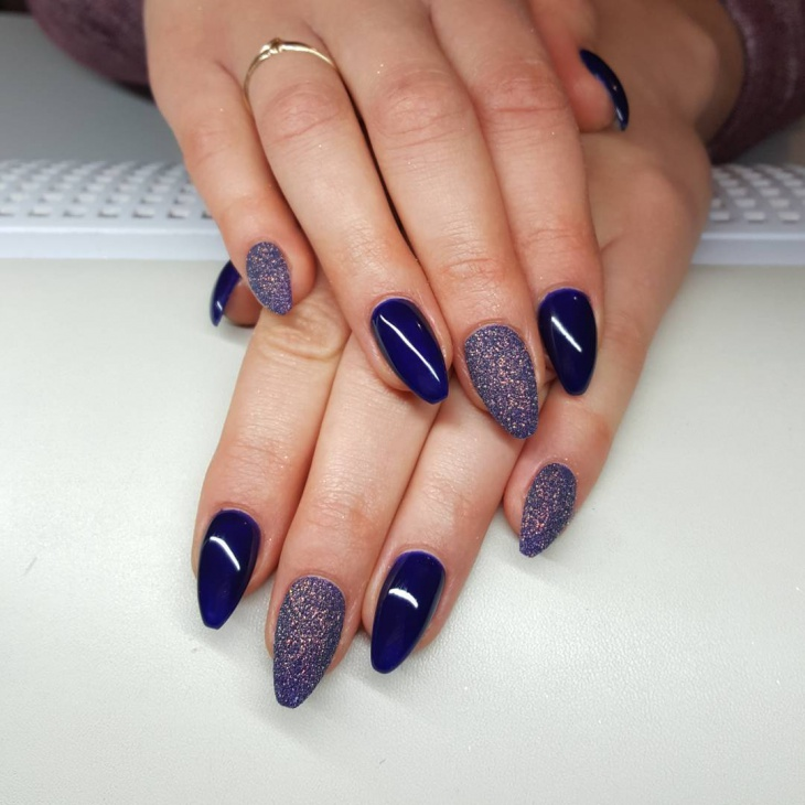AWESOME NEW YEAR NAILS DESIGNS FOR WINTER NAILS 2018 ...