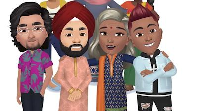 Cara Membuat Avatar Kartun Diri Sendiri di Facebook